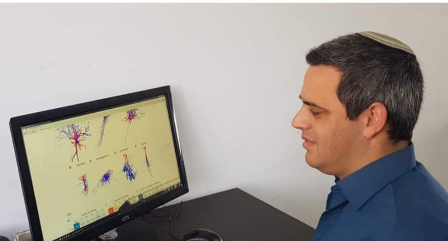Dr. Netanel Ofer completes his Ph.D. in Orit Shefi's Lab: Post-Doc position to be announced shortly!