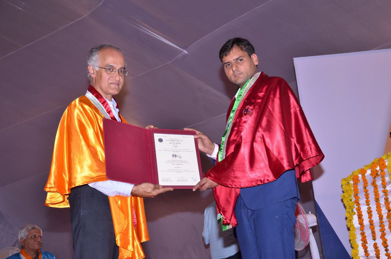 Raj convocation